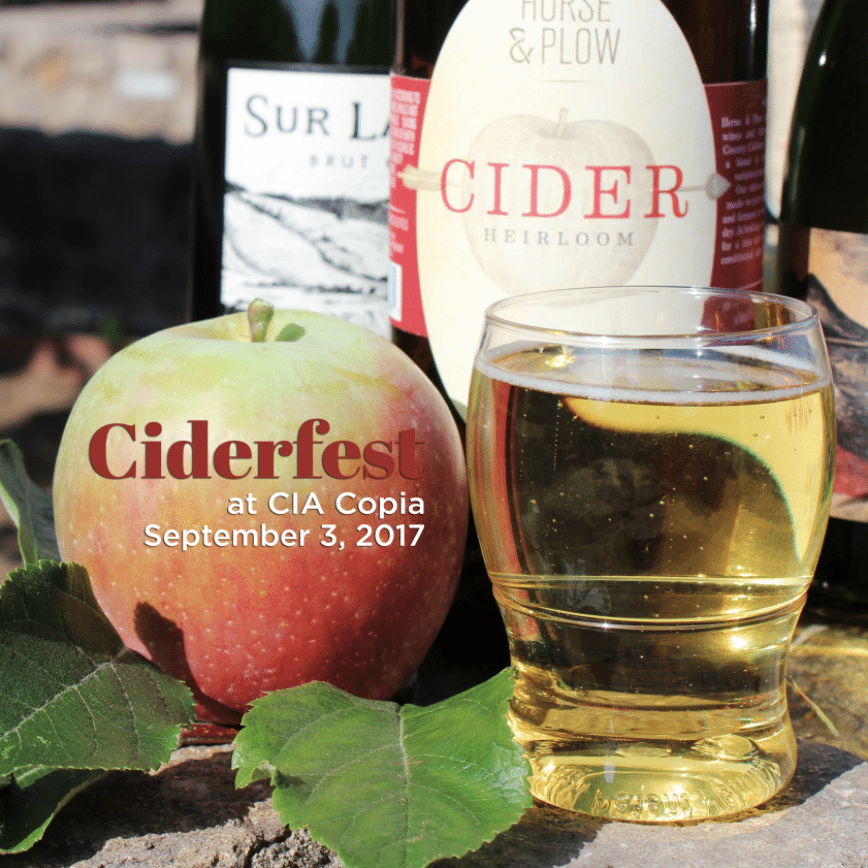 ciderfest fall 2017 napa valley