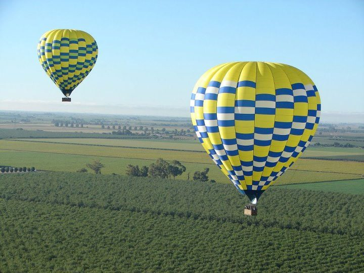 things to do napa valley balloon ride