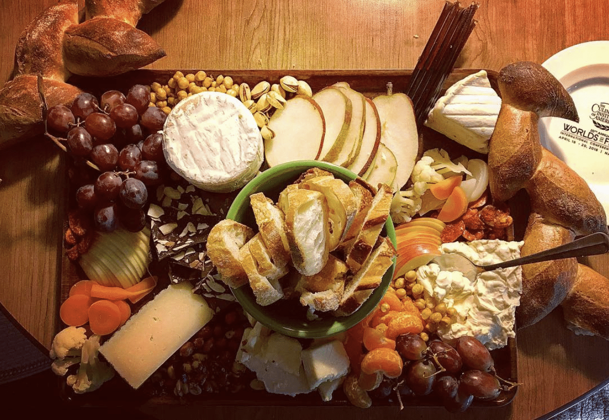 st helena motel diy cheese board how to