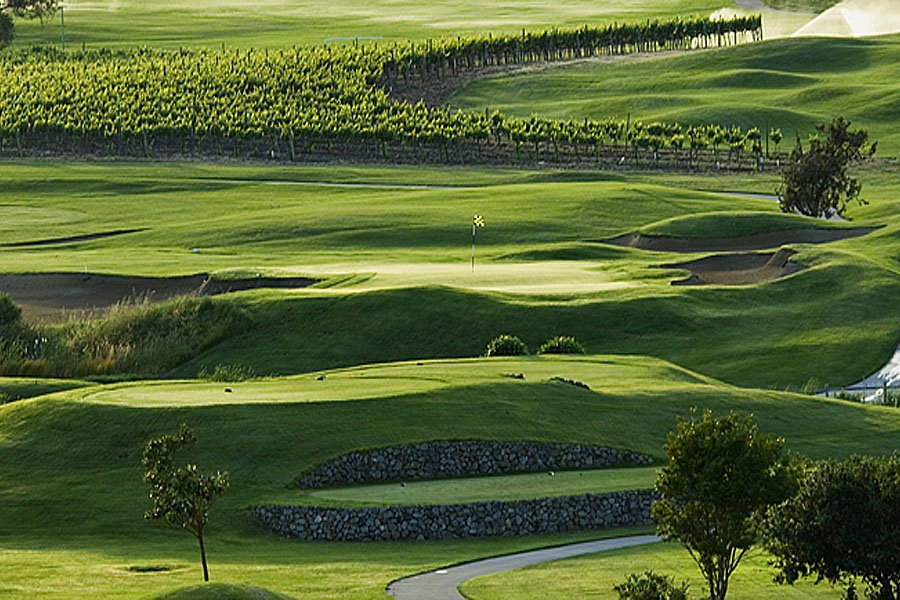 napa valley golf courses